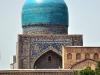 Купол мечети в Тилля-Кари