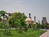Сквер у площади Регистан