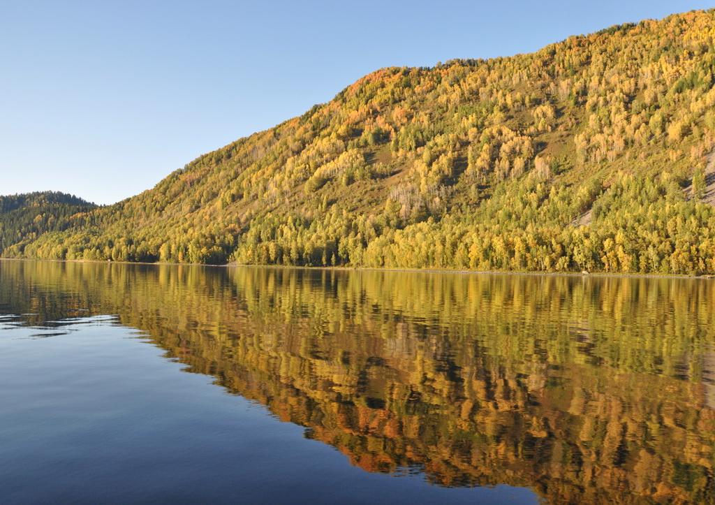 Жемчужина Алтая Телецкое озеро