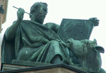 скульптура Исаакиевского собора