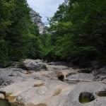 ручьи Крымского каньона