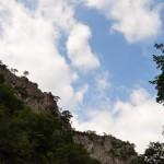 каньон в Крыму
