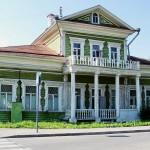 Старинный особняк Засецких
