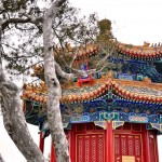 Пагода в комплексе Храм Неба