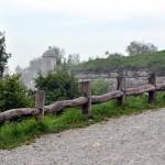 Ров Золочевского замка