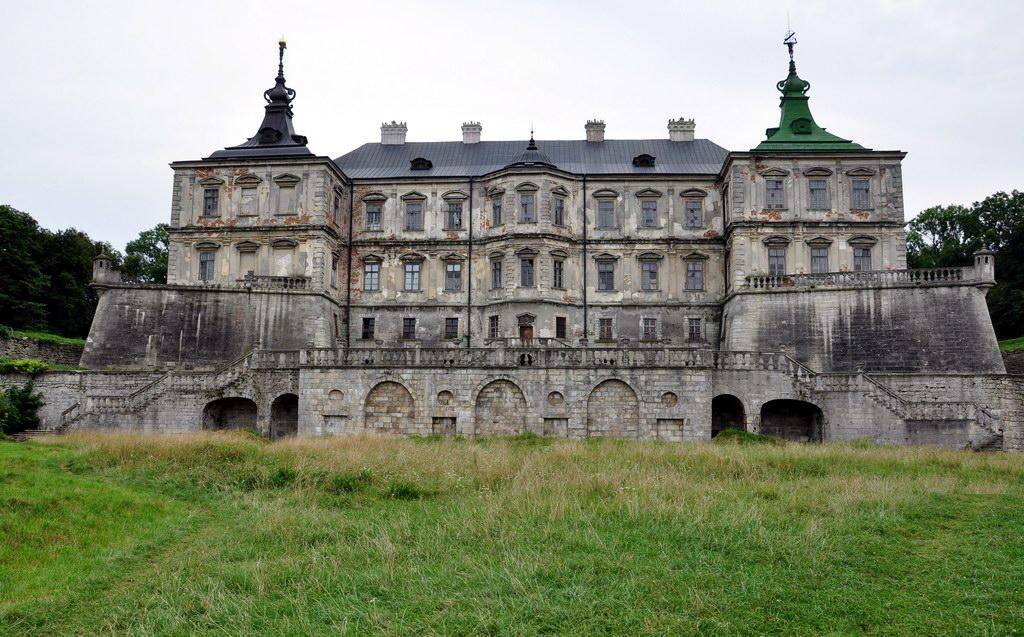 История Подгорецкого замка