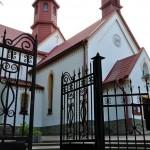 католический собор Трускавца