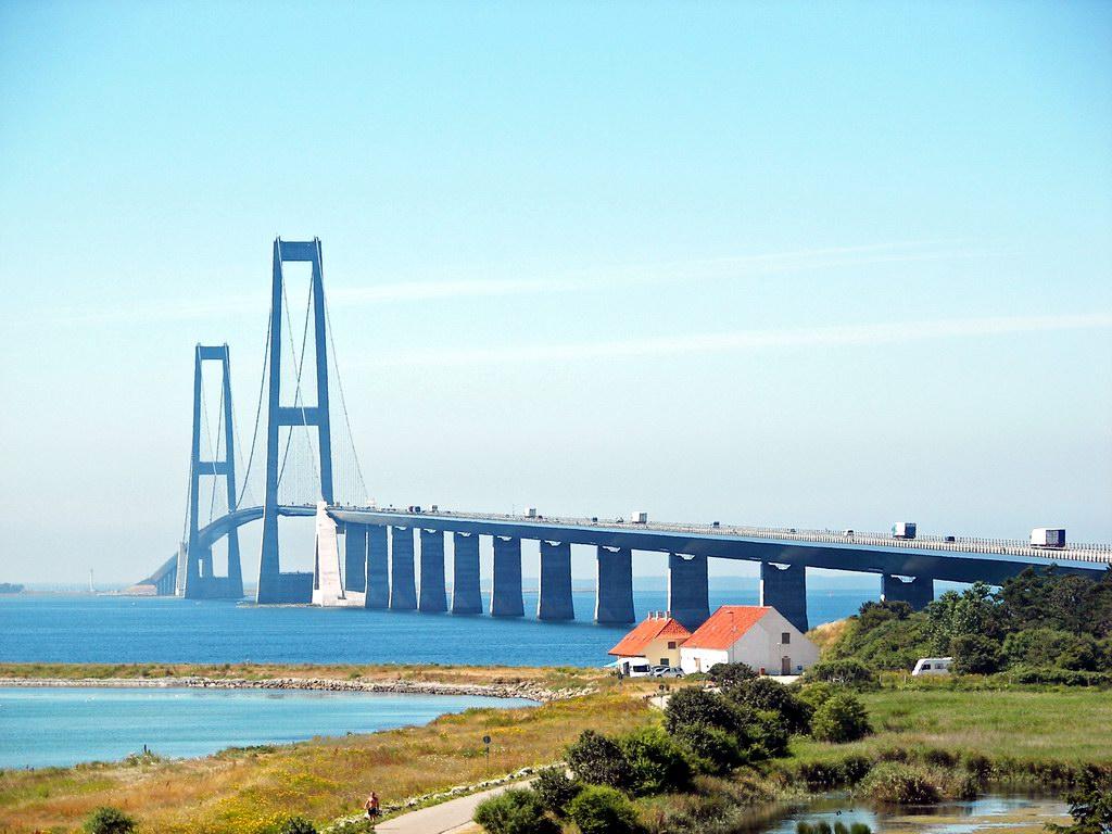 Интересные мосты мира