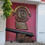 памятник строителям порта