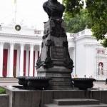 памятник поэту Пушкину