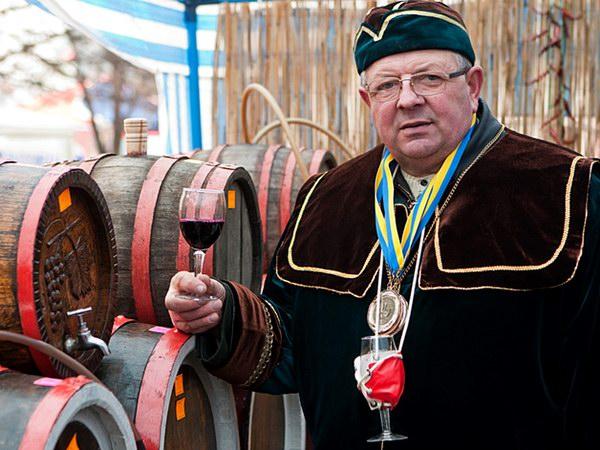 фестиваль вина Берегово