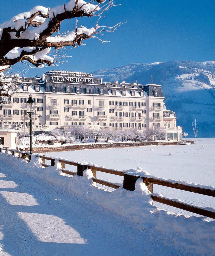 Цель ам Зее австрийский курорт