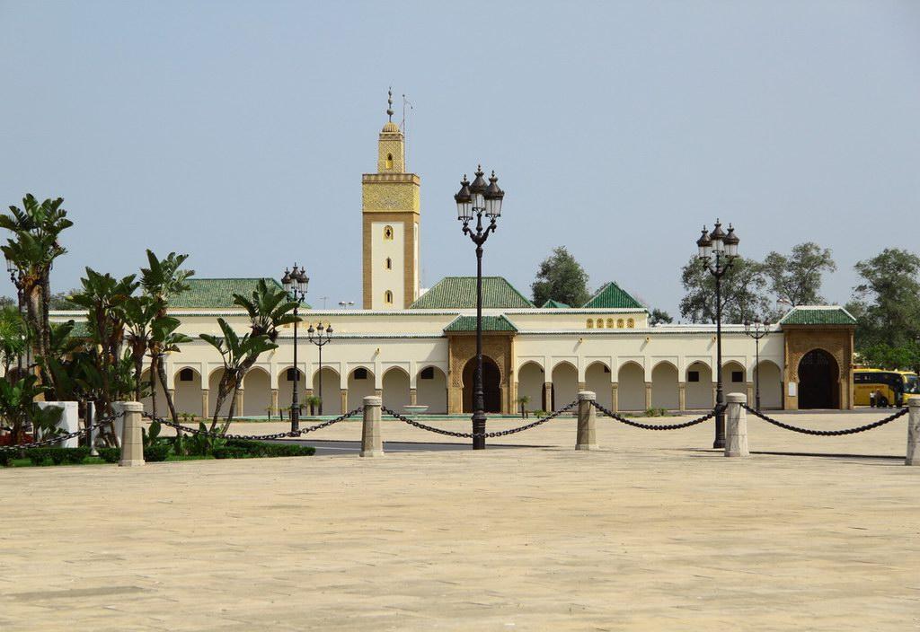 Королевская площадь в Рабате