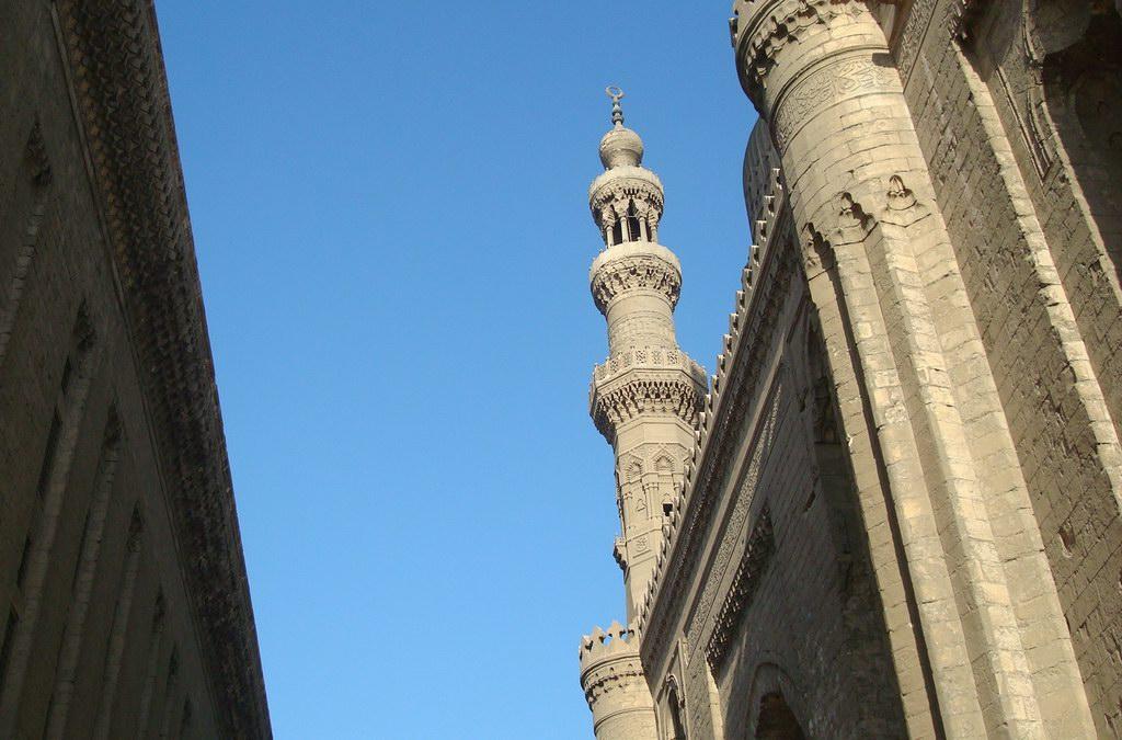 мечеть Хасана в Каире