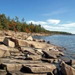 каменистые берега