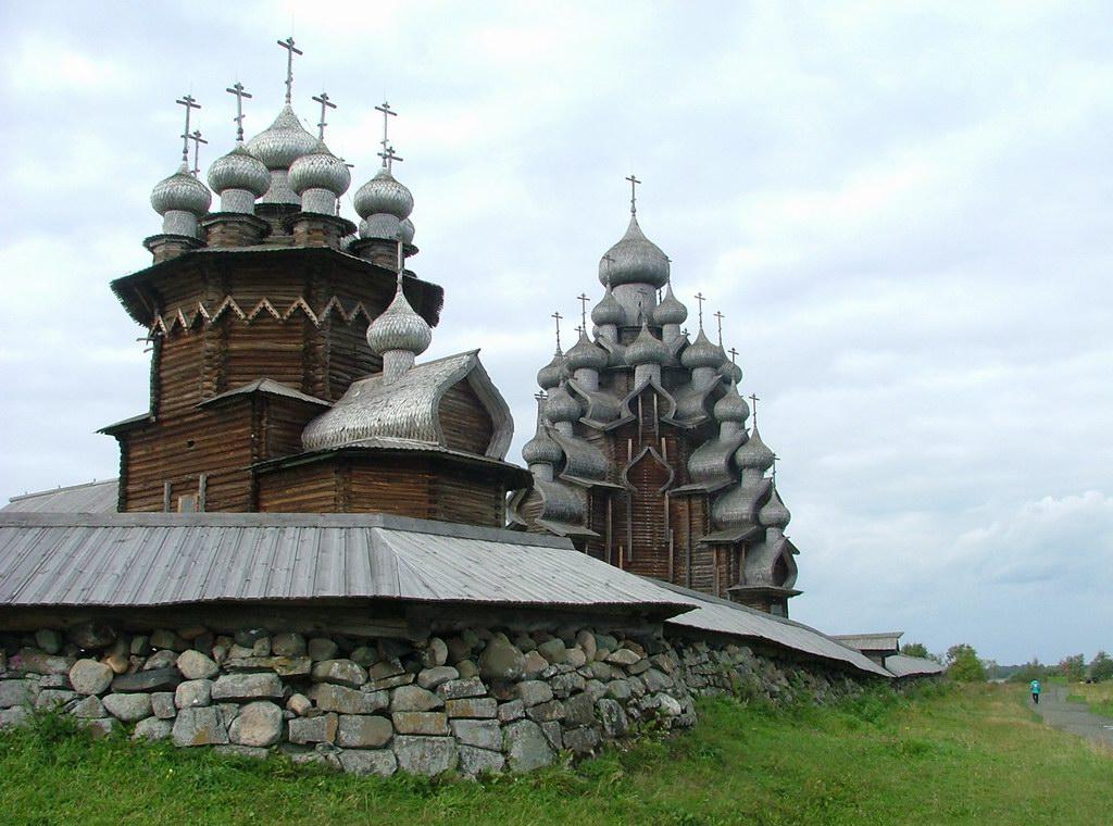Покровская и Преображенская церковь