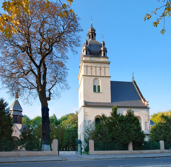 Церковь Святой Параскевы Пятницы во Львове
