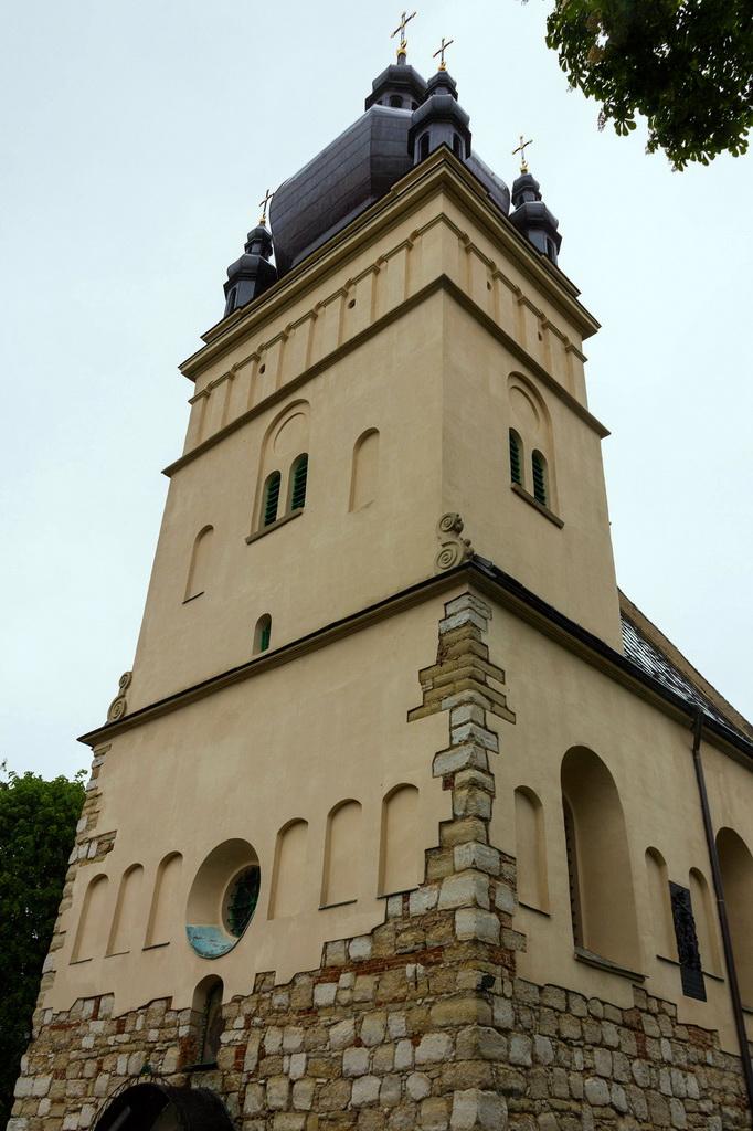 Церковь Святой Параскевы во Львове