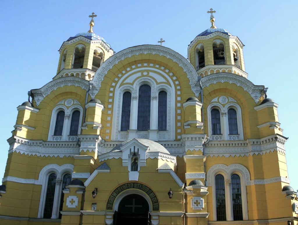 Свято-Владимирский собор в Киеве