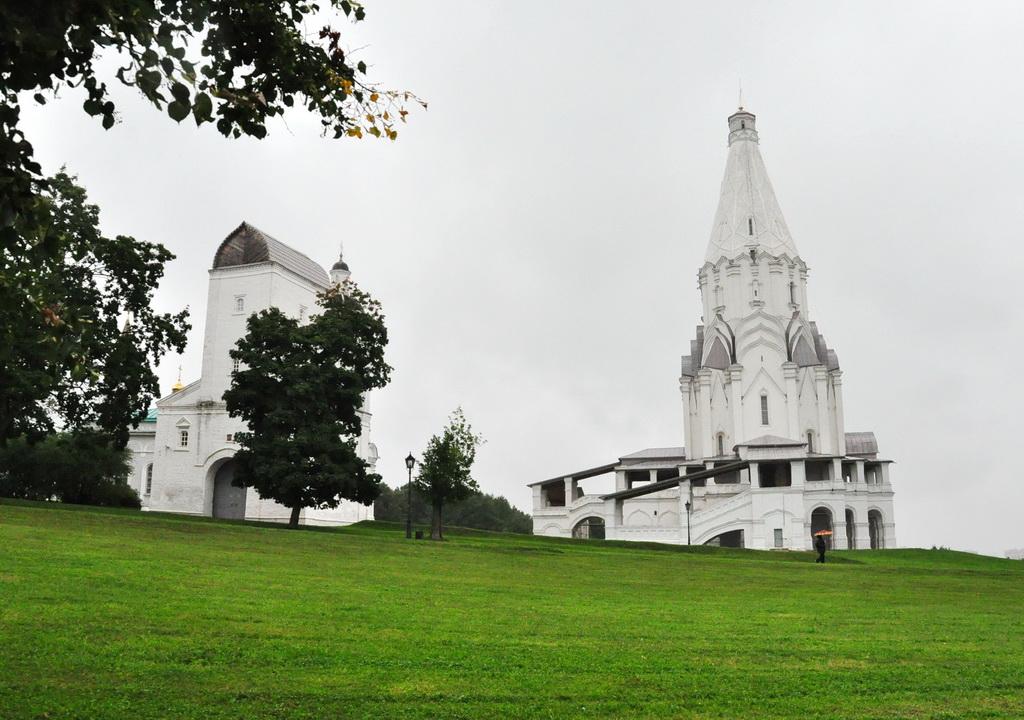 Церковь Вознесения Господня в селе Коломенское