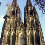 Башни колокольни Кельнского собора