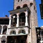 монастырская башня Хреля