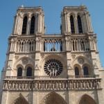 Башни собора Парижской Богоматери