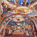 Росписи на сводах и потолках