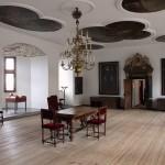 интерьеры замка Кронборг
