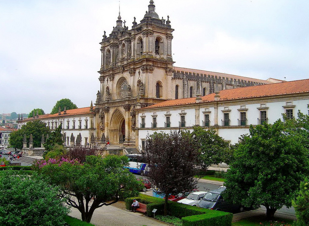 Монастырь Санта-Мария де Алкобаса