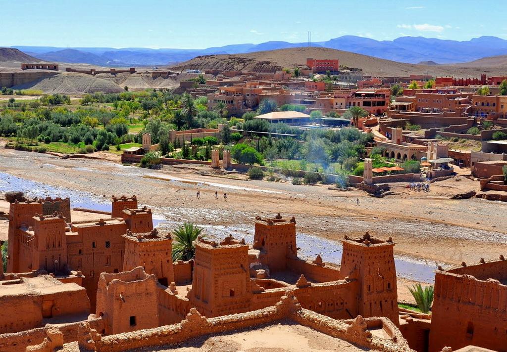 Айт Бен-Хадду в Марокко