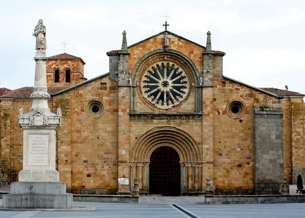 Церковь на площади Святой Тересы