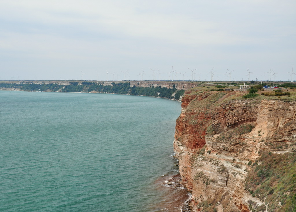 Черное море, мыс Калиакра