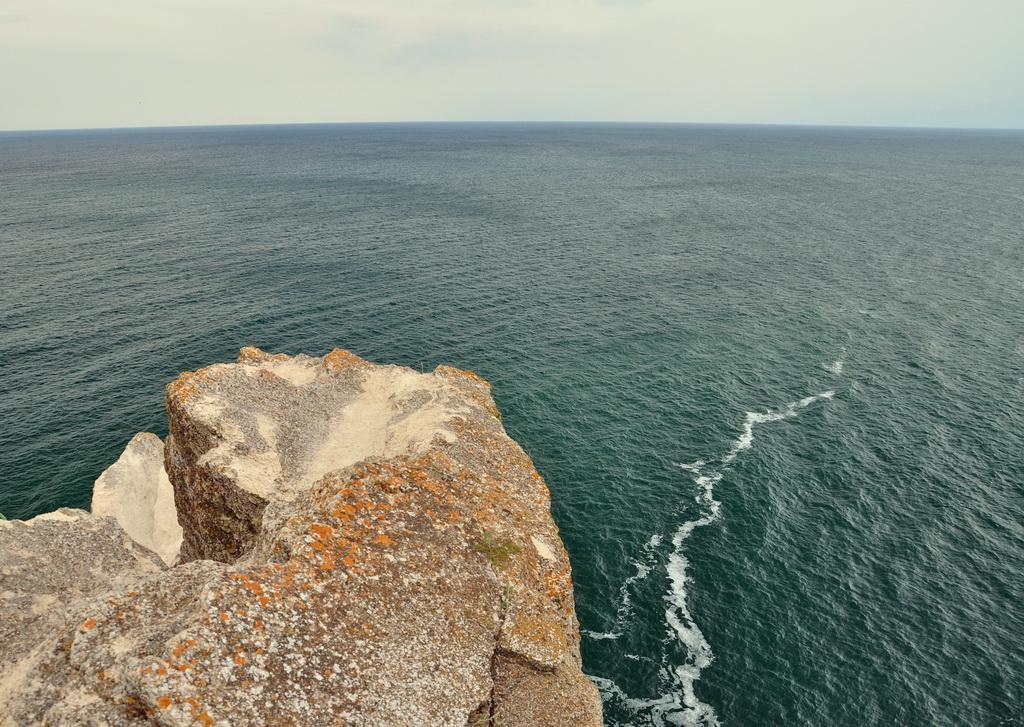 Мыс Калиакра в Болгарии