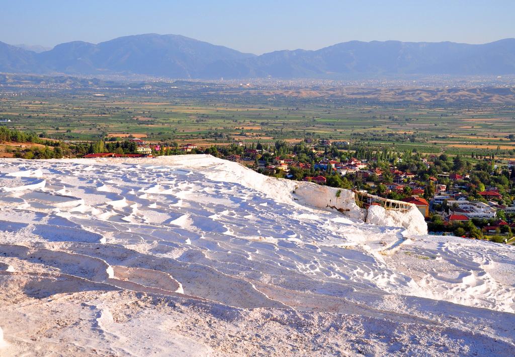Панорама Памуккале