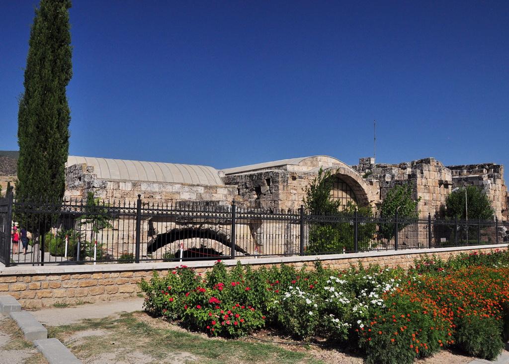 Музейный комплекс Памуккале