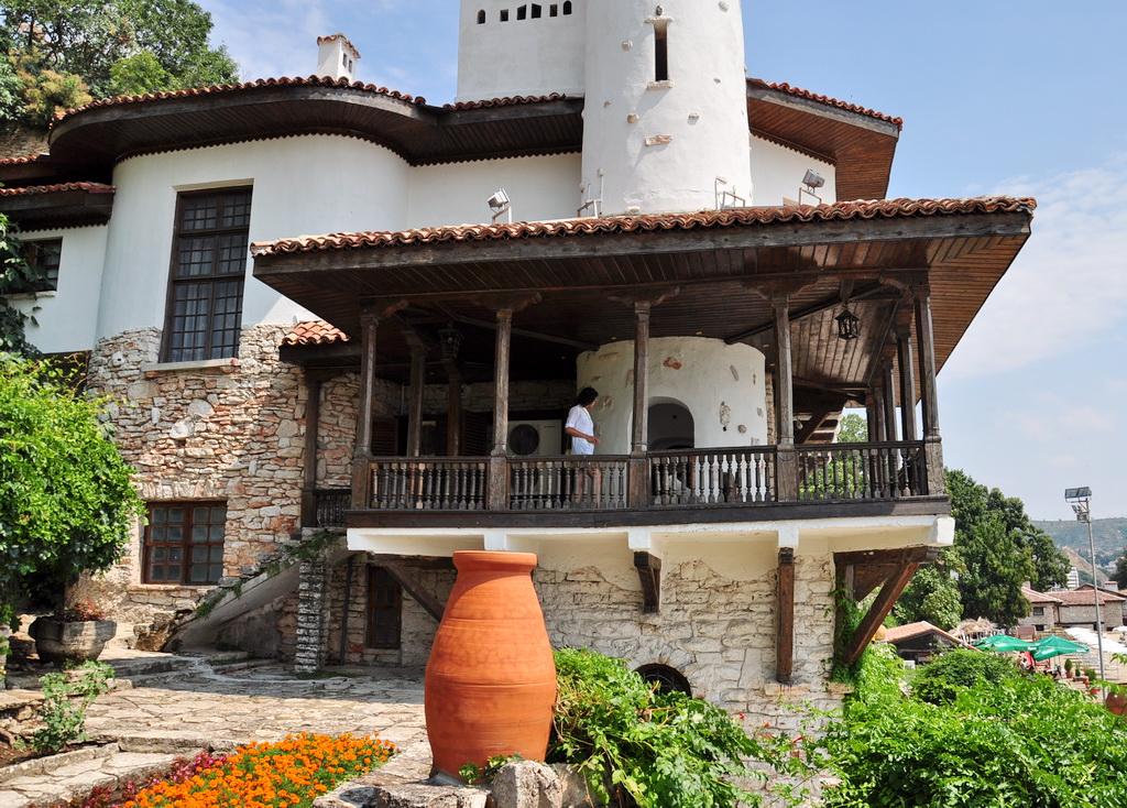 Летняя резиденция королевы Марии в Балчике