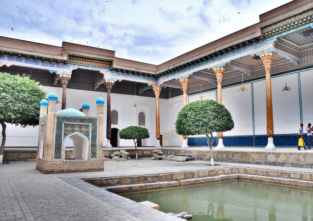 Мемориальный комплекс Ходжи Бахаутдина Накшбанди