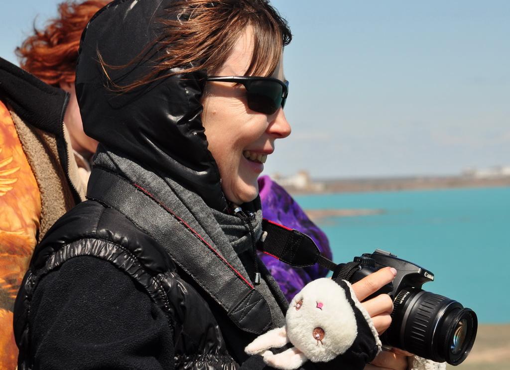 Ольга, фоторепортер