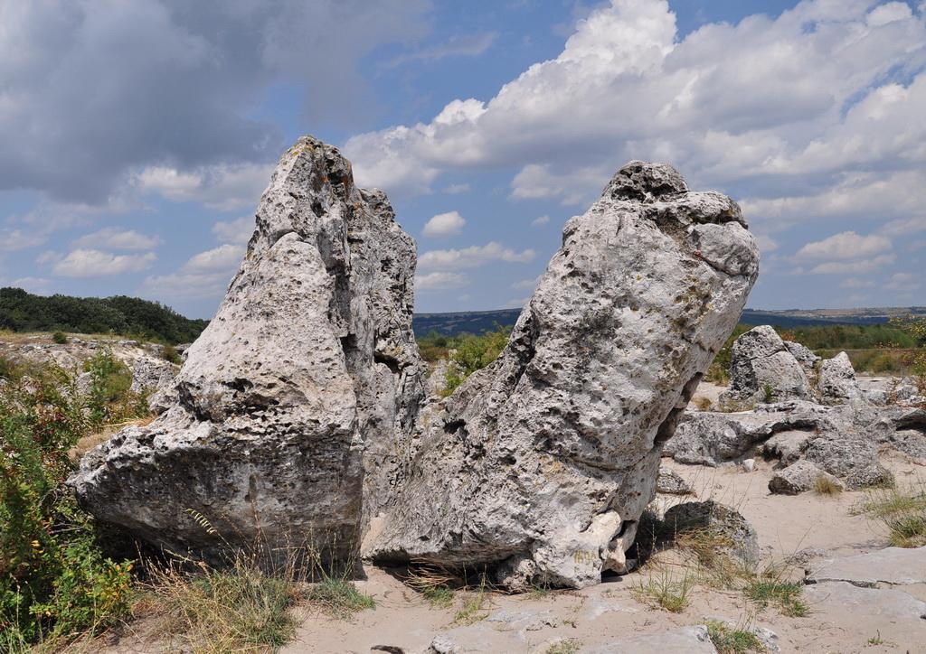 Камни самых разных форм