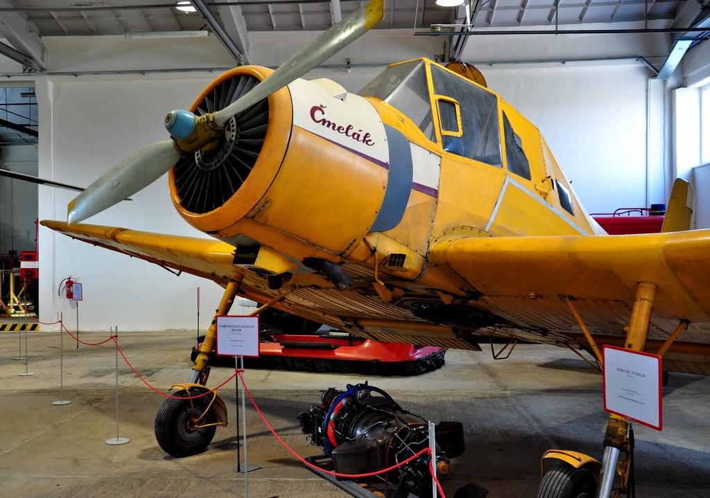 Пожарная авиация Чешской республики
